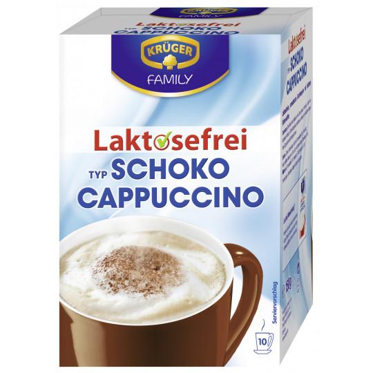 Krüger Cappuccino Schoko laktosefrei 150 g