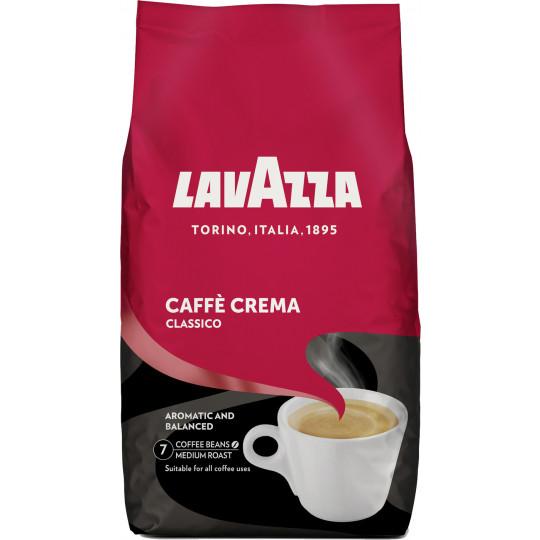 Lavazza Caffe Crema Classico Bohne 1000G