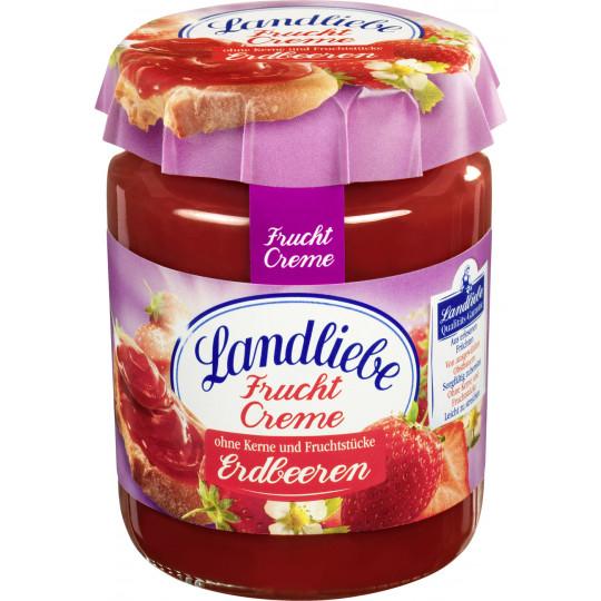 Landliebe Fruchtcreme Erdbeere 200 g