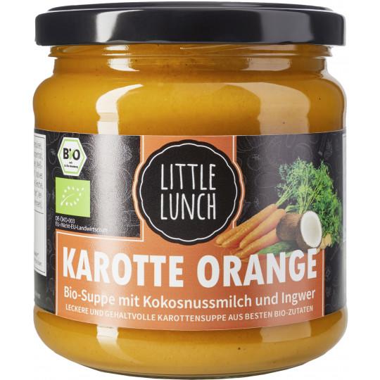 Little Lunch Bio Karotte Orange-Suppe 350 ml