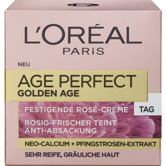 L'Oreal Age Perfect Golden Age festigende Rosé-Tagescreme 50 ml