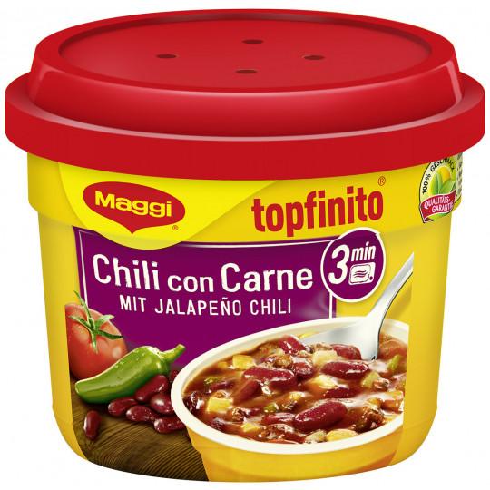 Maggi Topfinito Chili Con Carne mit Jalapeño Chili 380 g