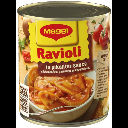 Maggi Ravioli in pikanter Sauce 800 g