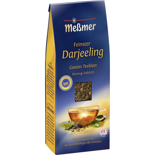 Meßmer Tee Feinster Hochland-Darjeeling lose 150G
