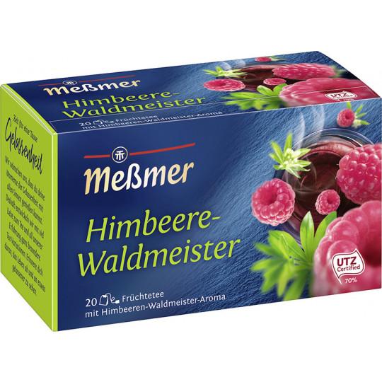 Meßmer Tee Himbeere-Waldmeister 20ST 50G