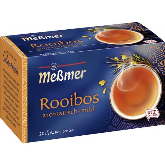 Meßmer Tee Rooibos 20ST 40G