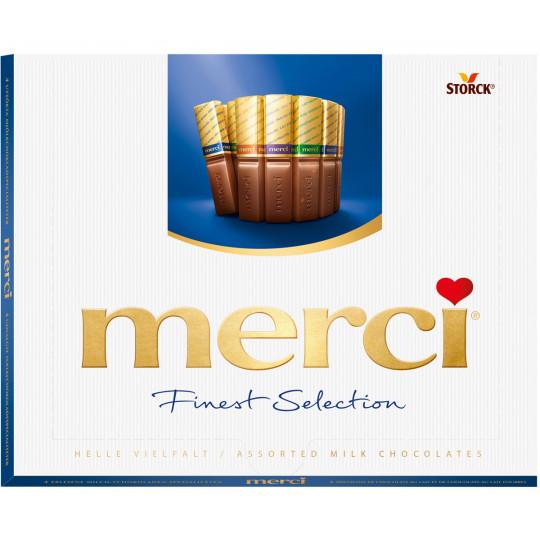 Merci Finest Selection Helle Vielfalt 250 g