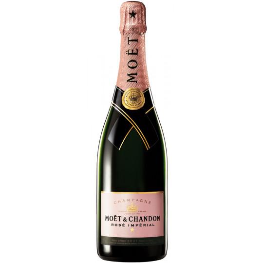 Moët & Chandon Champagner Brut Imperial Rosé 0,75 ltr