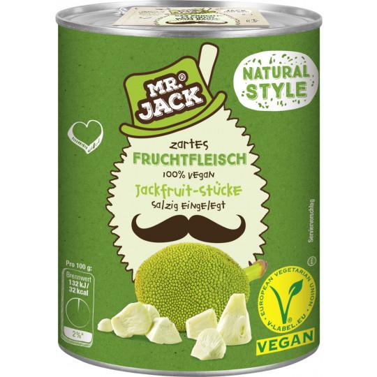 Mr. Jack Grüne Jackfrucht Natural Style 482 g