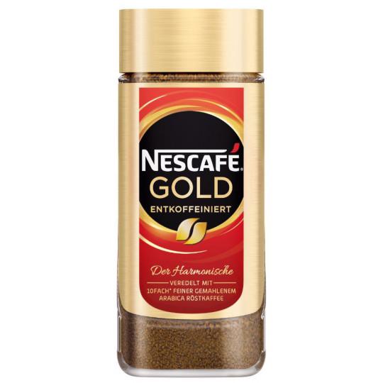 Nescafé Gold Entkoffeiniert 100G