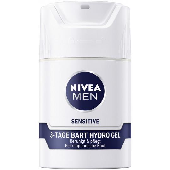 Nivea Men 3-Tage-Bart Hydro-Gel Sensitive 50ML