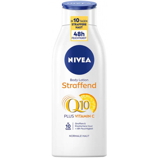 Nivea Body Lotion straffend Q10 plus Vitamin C 400 ML