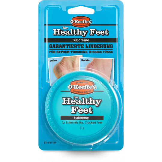 O´Keeffe´s Healthy Feet Fußcreme 85ML