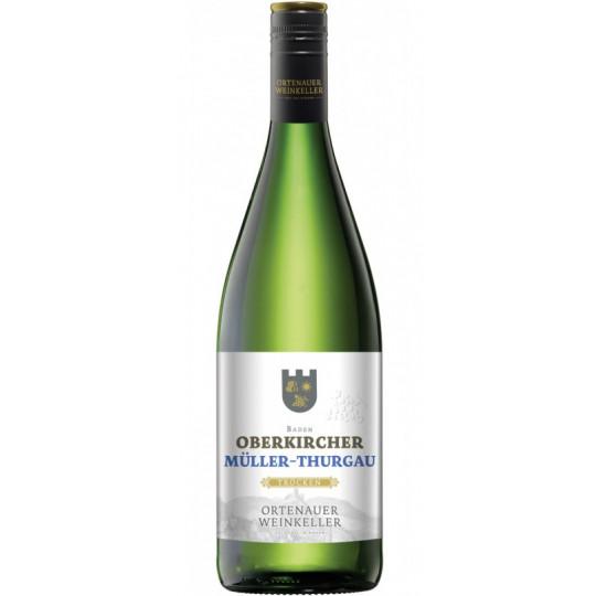 Ortenauer Weinkeller Oberkircher Müller-Thurgau trocken 1L