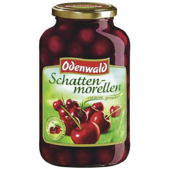 Odenwald Schattenmorellen 700 g