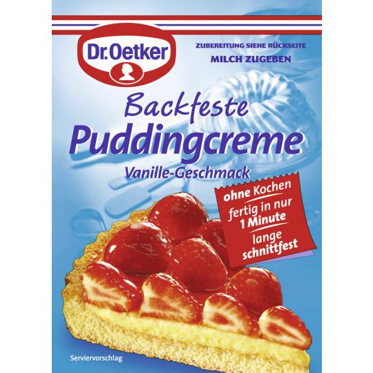Dr.Oetker Backfeste Puddingcreme Vanille-Geschmack 40 g