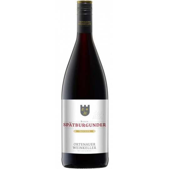 Ortenauer Weinkeller Baden Spätburgunder trocken 1L
