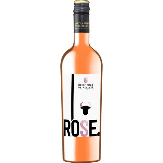 Ortenauer Weinkeller Ortenauer Weinkellerei Rose QW trocken 0,75L