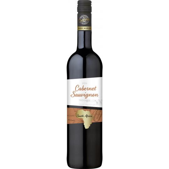 OverSeas Südafrika Cabernet Sauvignon Rotwein 0,75 ltr
