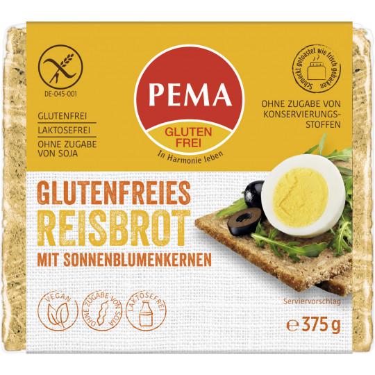 Pema Reis-Brot glutenfrei 375 g