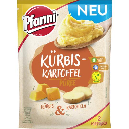 Pfanni Kürbis-Kartoffel Püree 60 g