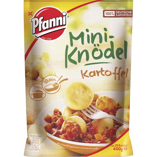 Pfanni Mini-Knödel Kartoffel 400 g