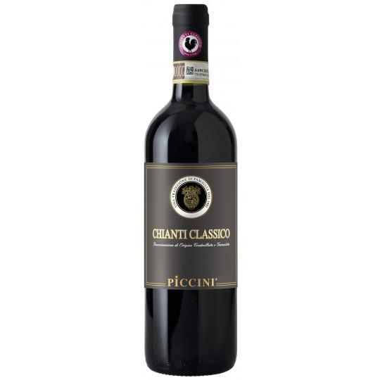 Piccini Chianti Classico DOCG Rotwein 0,75 ltr