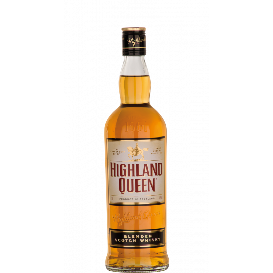 Highland Queen Blended Whisky 40% 700ml