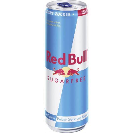 Red Bull Energy Drink Sugarfree 355ml