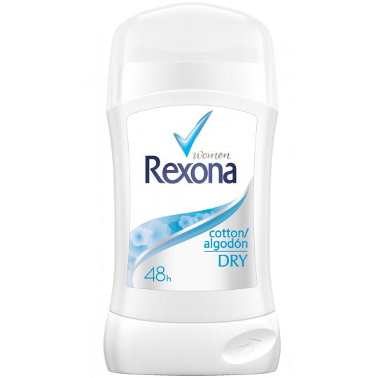 Rexona Women Deo-Stick Cotton/Algodon Ultra Dry 40 ml