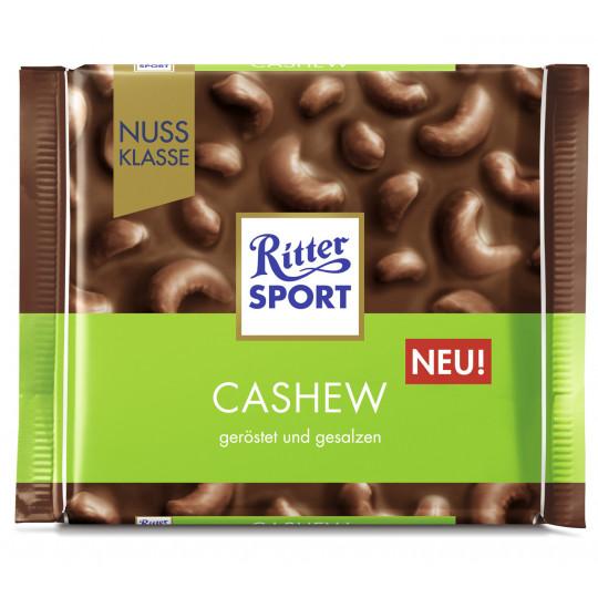 Ritter Sport Cashew 100G