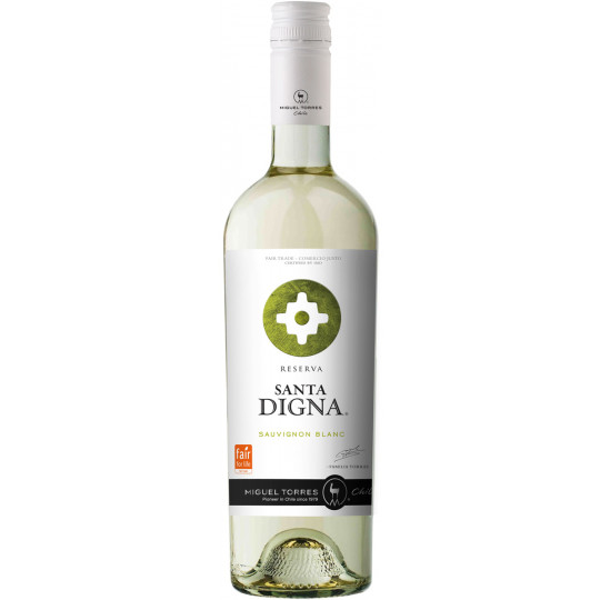 Santa Digna Sauvignon Blanc Reserva 2020 750ml