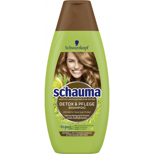 Schwarzkopf Schauma Balance & Pflege Shampoo 400ML