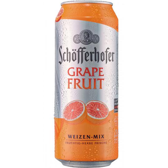 Schöfferhofer Hefeweizen-Mix Grapefruit 500ML Dose
