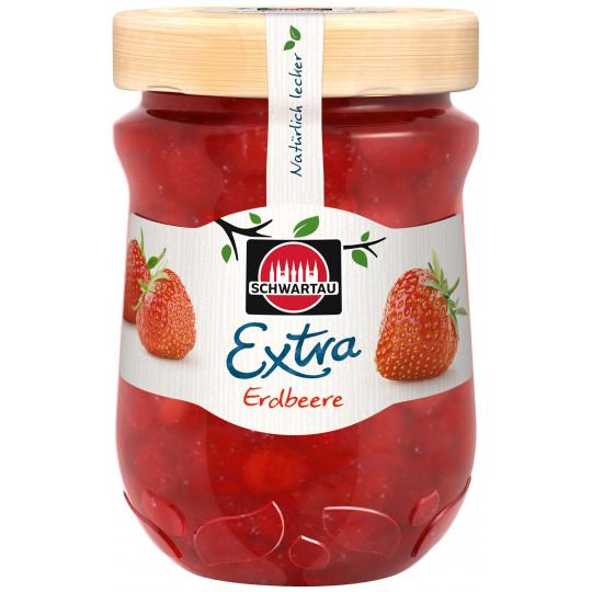 Schwartau Extra Konfitüre Erdbeere 340 g