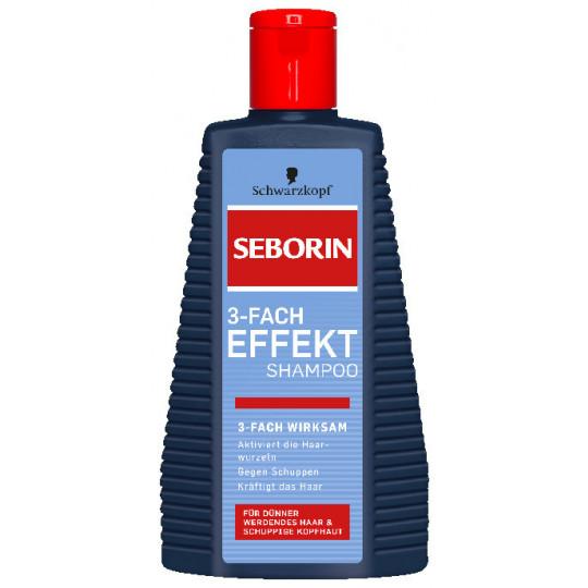 Schwarzkopf Seborin 3-fach Effekt Shampoo 250 ml