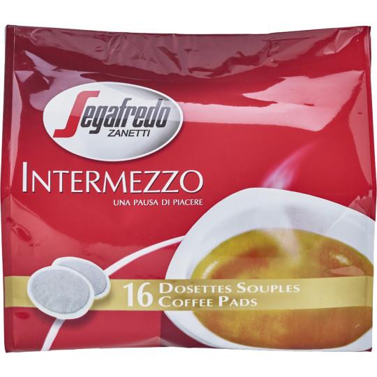 Segafredo Intermezzo Kaffeepads 16ST 111G