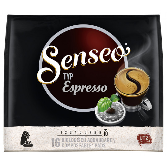 Senseo Kaffeepads Espresso 16ST 111G