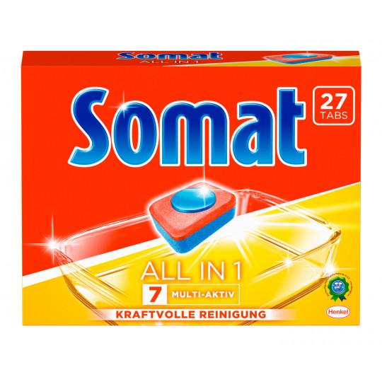 Somat 7 All in 1 Multi-Aktiv 27 Tabs