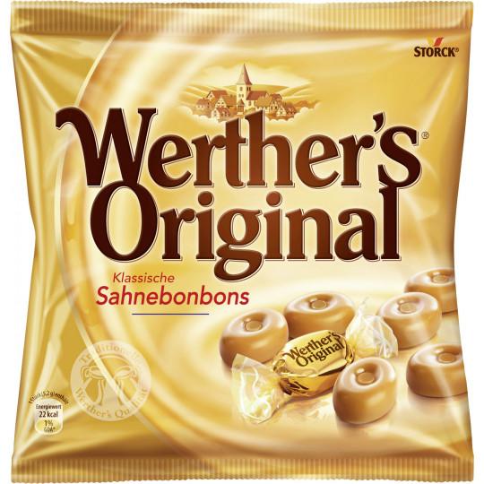 Werther's Original klassische Sahnebonbons 245 g