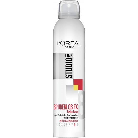 L'Oréal Studio Line Spurenlos FX Styling Spray ultra starker Halt 250 ml
