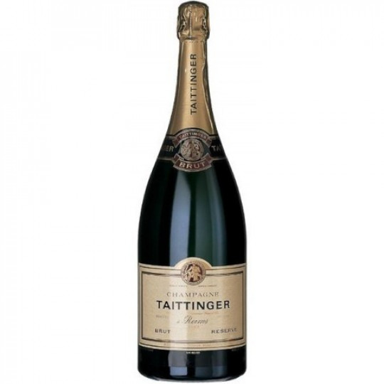 Taittinger Champagner Brut Réserve Magnum 1,5 ltr