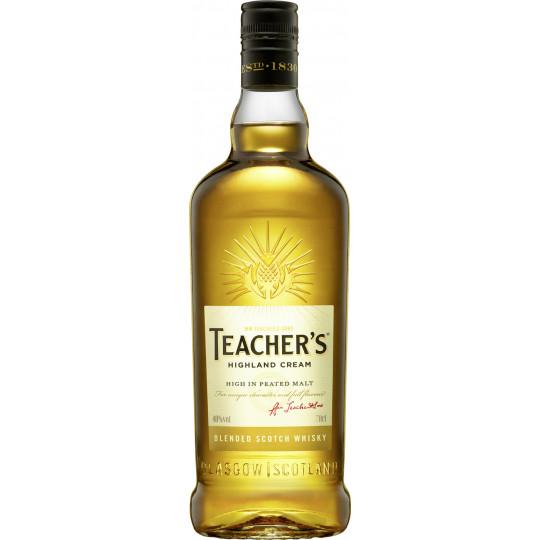 Teachers Highland Blended Whisky 40% 700ml