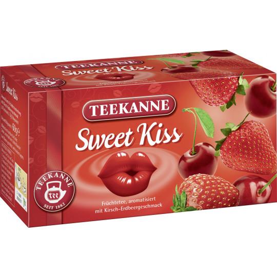 Teekanne Sweet Kiss Tee 20ST 60G