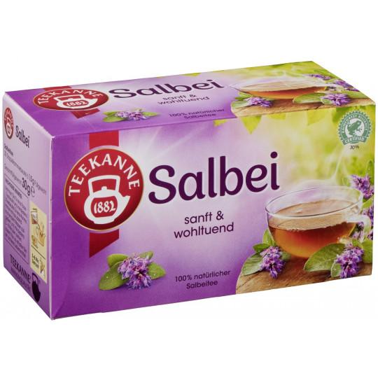 Teekanne Salbei 20ST 30G