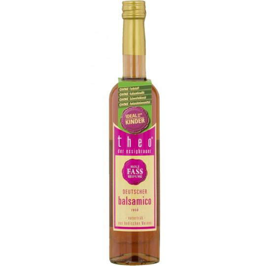theo der essigbrauer Deutscher Balsamico Essig rosé 500 ml