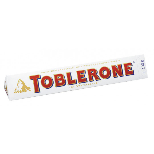 Toblerone White 100 g