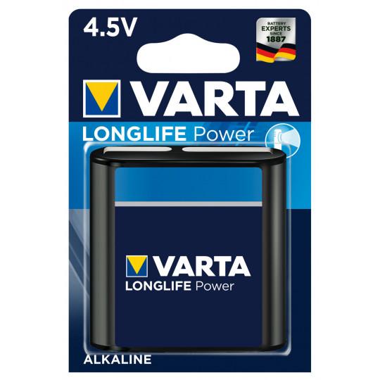 Varta High Energy 4,5 V Batterie Type 4912