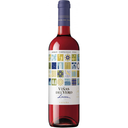 Vinas del Vero Luces Rosado 2020 0,75 ltr