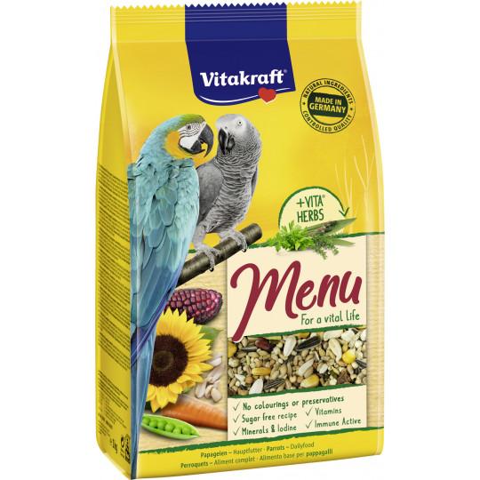 Vitakraft Menü + Vita Herbs 1KG